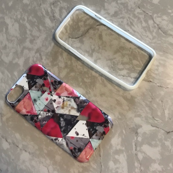 Accessories - iPhone 7 Floral Phone Case